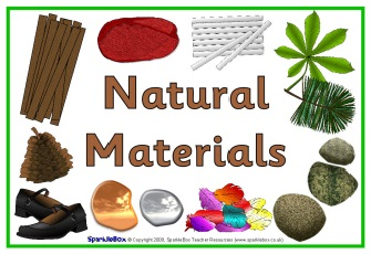 مواد طبیعی و مصنوعی علوم ششم
